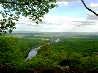 Vista Lookout - Panaoramic View - Southwest